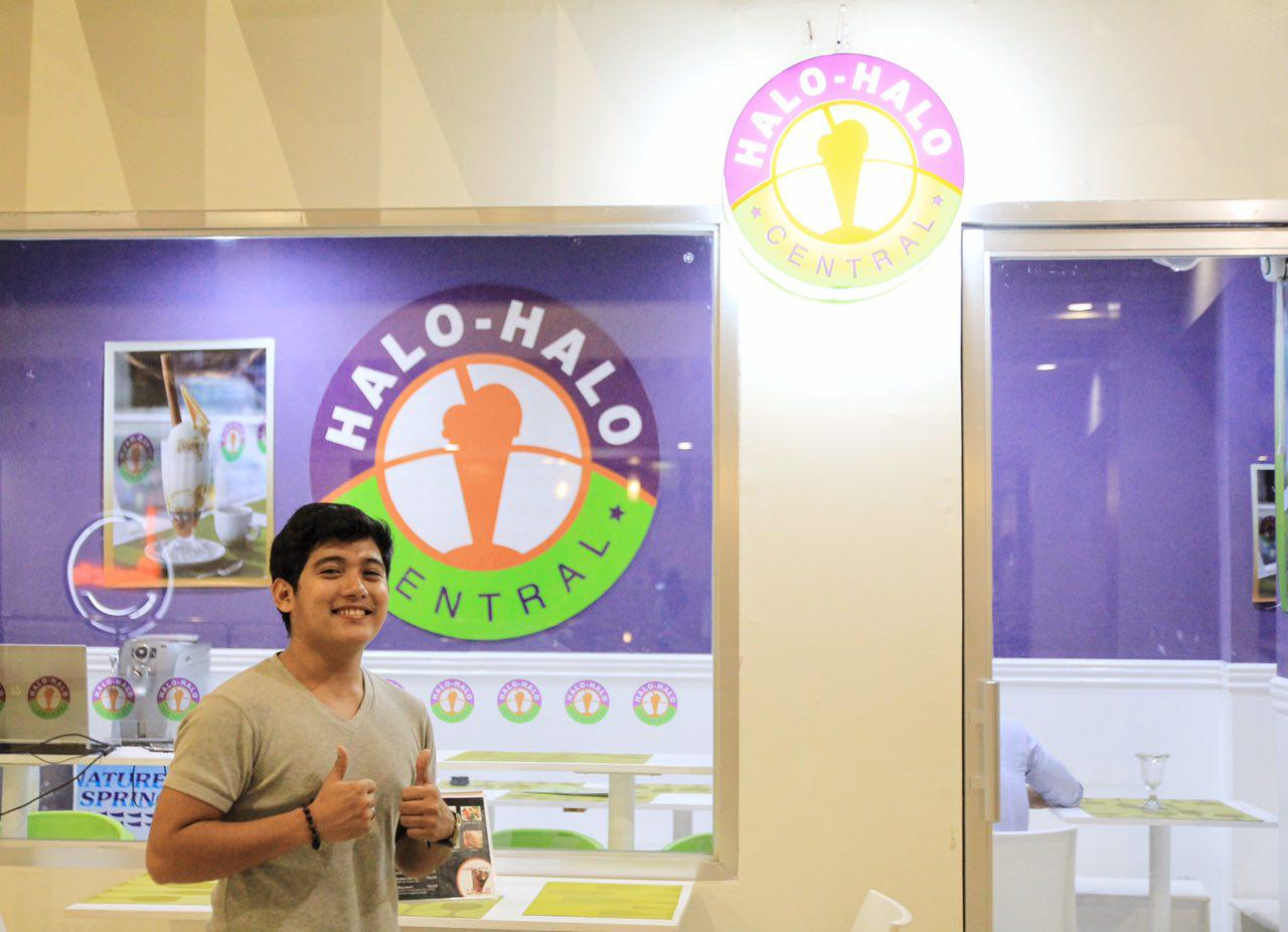 Why You Should Eat at Halo-Halo Central